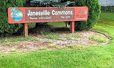 Janesville Commons, 1