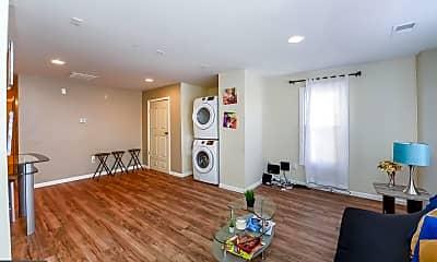 Living Room, 4842 Walnut St 2, 0