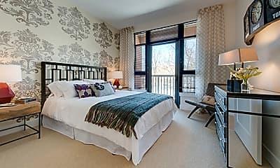 Bedroom, Solaire Wheaton, 1