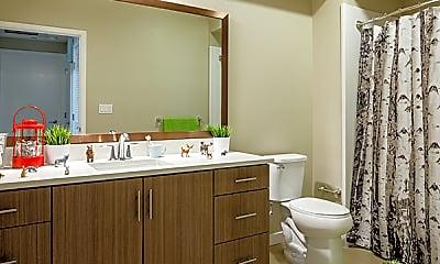 Bathroom, Madrone, 2