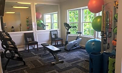 Fitness Weight Room, Wellsbrook At Neptune, 2