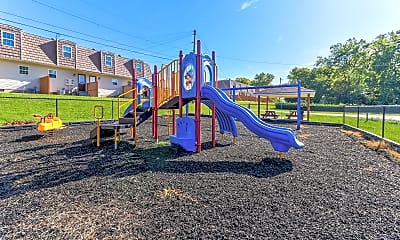 Playground, Aspen Meadow Apartments, 2