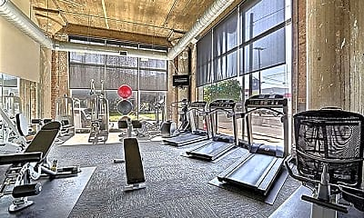 Fitness Weight Room, 2700 Canton St, 1