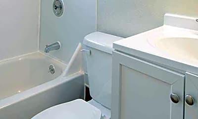 Bathroom, Greystone Place, 2