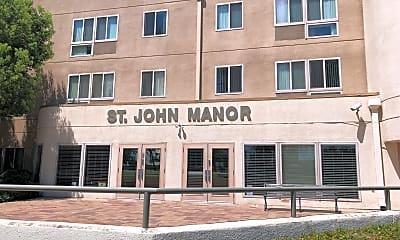 St. John Manor, 1