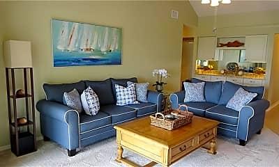 Living Room, 6407 River Run Dr 6407, 0