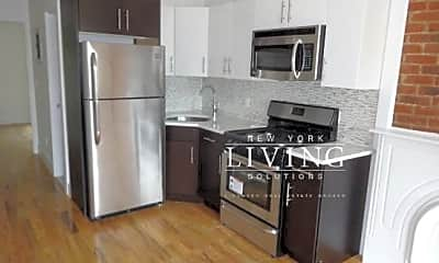 Kitchen, 203 MacDonough St, 1