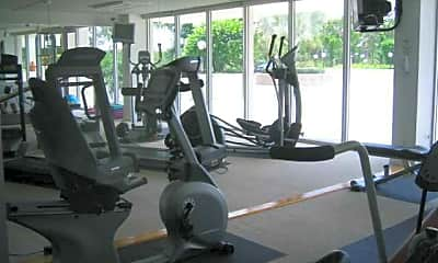 Fitness Weight Room, 4750 S Ocean Blvd 612, 2
