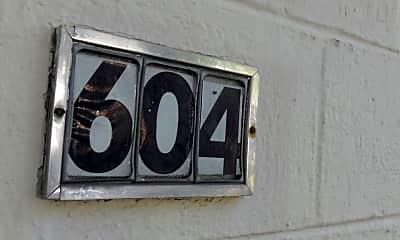Bathroom, 604 15th St NW, 2