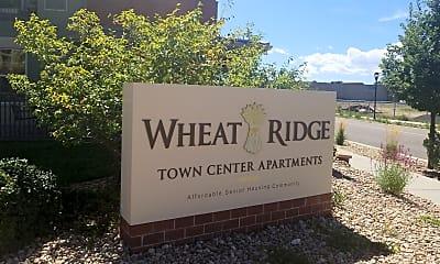 The Wheat Ridge Town Center Apartments, 1
