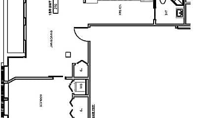 Building, 922 Elm St, 1