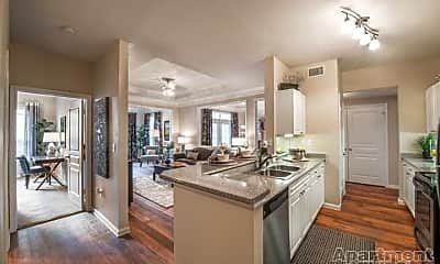 Kitchen, 4343 at The Parkway, 1