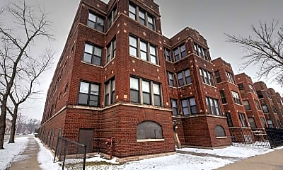 Building, 6854 S Cornell Ave, 0