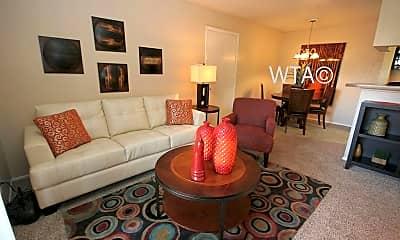 Living Room, 3111 Parker Ln, 1