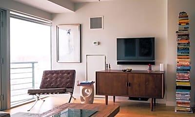 Living Room, 302 2nd St 11-I, 1