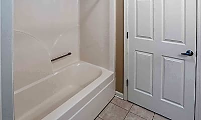 Bathroom, Burroughs Commons, 2