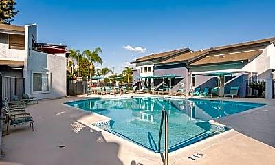 Pool, 3124 S Main St, 1