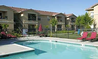 Saratoga Senior Apartments, 1
