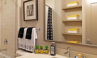 Bathroom, MAA Midtown, 2