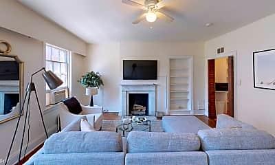 Living Room, 1807 Spruce St, 0