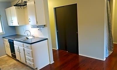 Kitchen, 4800 Fauntleroy Way SW Apt 308, 1