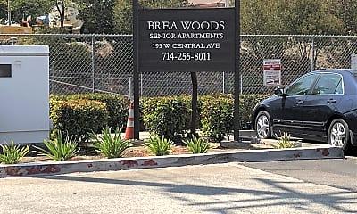Brea Woods Senior Apartments, 1