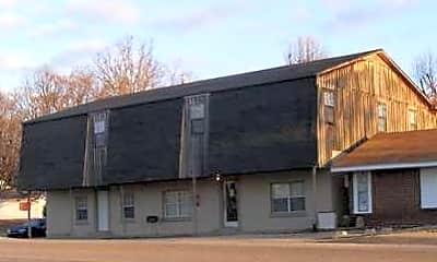 Building, 5605 W Kingshighway, 1