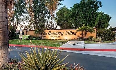 Community Signage, Country Villas, 1
