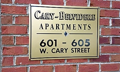 Cary Belvidere Apartments, 1