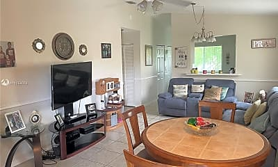 Living Room, 630 NW 79th Terrace 206, 2
