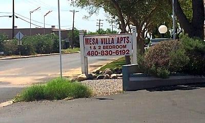 Mesa Villa Apartments, 1