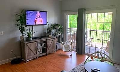 Living Room, 8501 Burnham Ln, 1