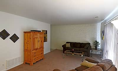 Living Room, Maywood at Speedway, 1
