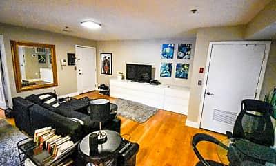 Living Room, 320 62nd St 306, 1