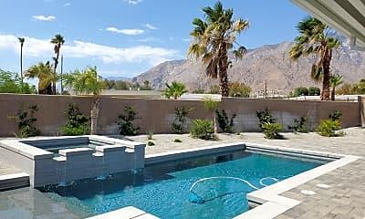 Pool, 683 Ventana Ridge, 1