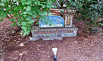 Community Signage, 960 Anderson Ln, 1