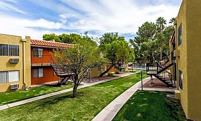 View, Villa Del Sol, 1