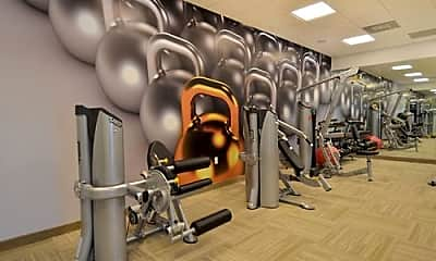 Fitness Weight Room, 4420 NW 79th Ave, 2