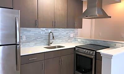 Kitchen, 2421 E St, 2