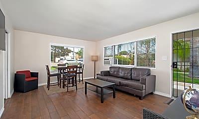 Living Room, 1057 Grand Ave, 1