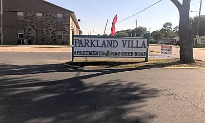 Parkland Villa, 1