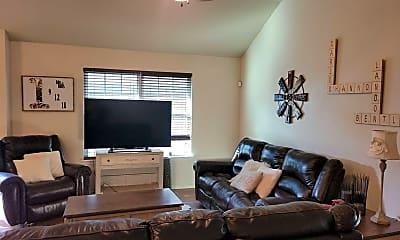 Living Room, 1213 Norway Ave, 1