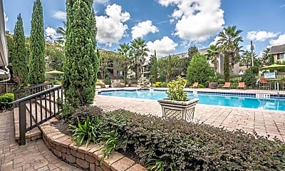 Pool, Tally Square, 0