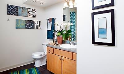 Bathroom, Ardenne Apartments, 2