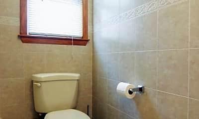 Bathroom, 17 Wallace St 2, 2
