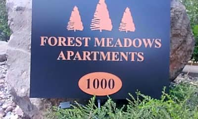 Forest Meadows Apartments, 1