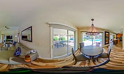 Living Room, 5367 E Kelton Ln, 2