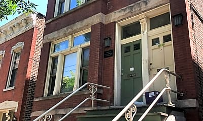 Building, 1811 W Cortland St 1, 0