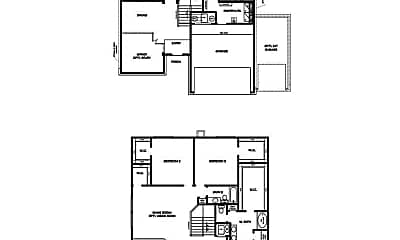 Building, 5581 Othello Dr, 1