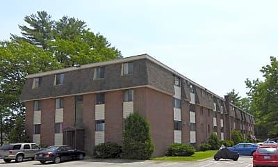 Building, Cimarron Realty Trust, 1